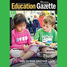 Education Gazette Nov 2015